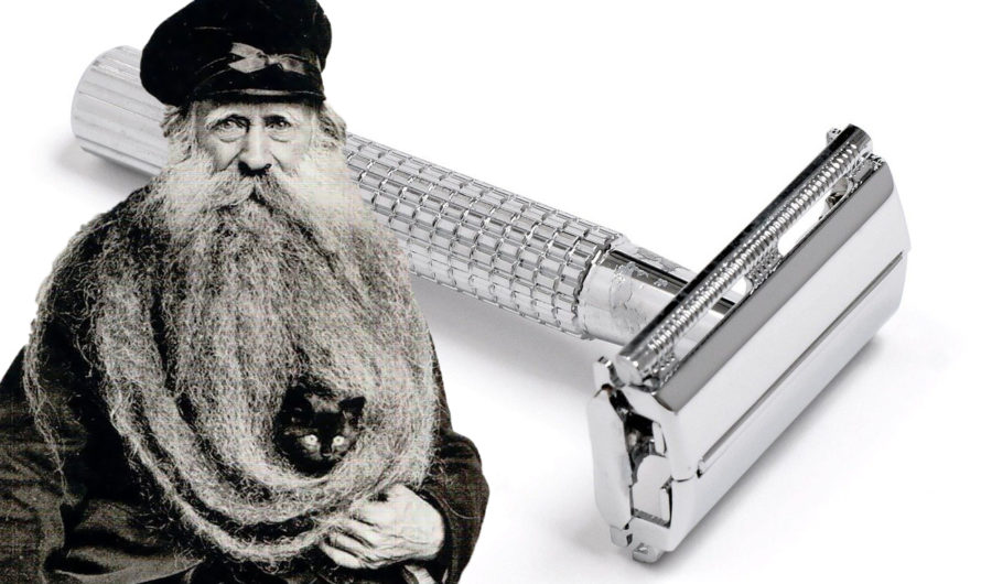 The Marvellous Story of Louis Coulon and his Colossal Cat Beard