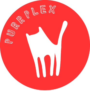 purrplex orange logo